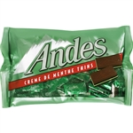 Andes Creme De Menthe Thins Candy - 20 oz.