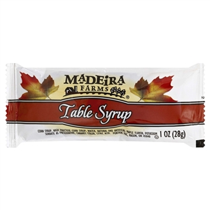 Portion Pac Madiera Table Syrup Pouch - 1 Oz.