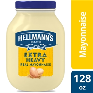 Unilever Best Foods Hellmans Plastic Extra Heavy Mayonnaise 1 Gal.