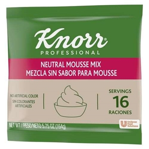 Unilever Best Foods Knorr Neutral Base Mousse Mix - 5.75 Oz.