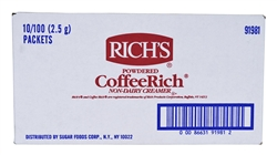 Sugar Foods Rich Coffee Creamer - 2.5 Grm.