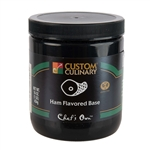Custom Culinary Chefs Own Ham Flavor Base - 1 Lb.