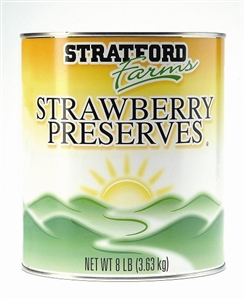 Carriage House Stratford Preserves Strawberry