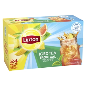 Unilever Best Foods Lipton Iced Tropical Tea - 1 Gal.