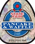 State Fair Pancake and Wafle Syrup - 24 Oz.