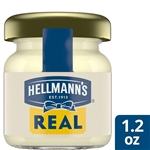 Unilever Best Foods Hellmans Mayonnaise Individually In Jar 1.2 Oz.