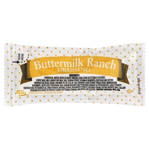 Portion Pac Buttermilk Ranch Dressing - 12 Grm.
