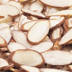 Azar Natural Sliced 1.75 Pound Raw Almond
