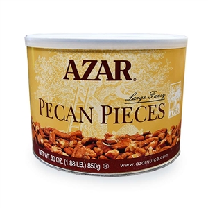 Azar Fancy 1.88 Pound Pecan Pieces