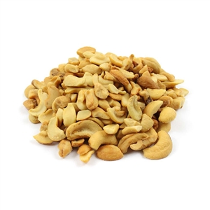 Azar Pieces Oil Roast Salted 2 Pound Cashew