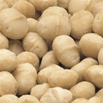 Azar Dry Roasted Unsalted 2 Pound Whole Macadamia