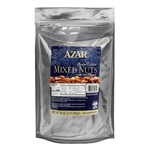 Azar Oil Roast Salted 50 Percentage Peanut 2 Pound Mixed Nut