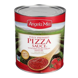 Conagra Hunts Angelas Fully Prepared Pizza Sauce - 106 Oz.