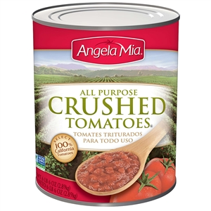 Conagra Angela Mia Crushed Tomato 102 Oz.