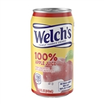 Welchs 100 Percentage Apple Juice - 11.5 Oz.