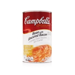 Campbell's Bean With Bacon Condensed Soup 52 Oz.