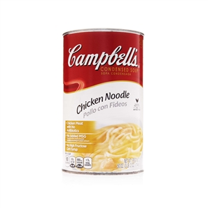 Campbell's Chicken Noodle Condensed Soup 50 Oz.