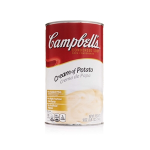 Campbell's Cream Of Potato Condensed Soup 50 Oz.