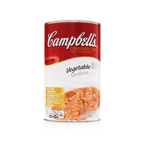 Campbell's Vegetable Condensed Soup 50 Oz.