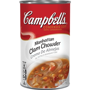 Campbell's Chef Kettle Manhattan Chowder Soup 49.2 Oz.