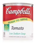 Campbell's Ready To Serve Low Sodium Tomato Soup 7.25 Oz.