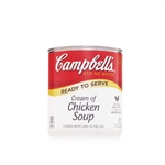 Campbell's Ready To Serve Easy Open Cream Chicken Soup 7.25 Oz.