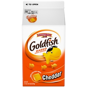 Campbell's Goldfish Pepperidge Farm Cheese Flavor Bulk 31 Oz.