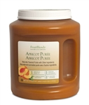 Leahy IFP Fruit Carbotrol 68 oz. Apricot Sauce