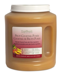 Leahy IFP Fruit Carbotrol 68 oz. Cocktail Fruit