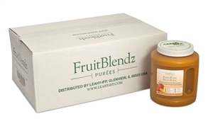 Fruitblendz Peach Sauce - 68 oz.