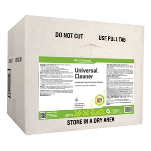 U.S.C. Universal Floor Cleaner - 25 Lb.