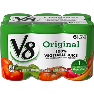 Campbell's V8 Vegetable Juice 5.5 Oz.