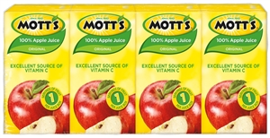 Motts 100 Percentage Apple Juice