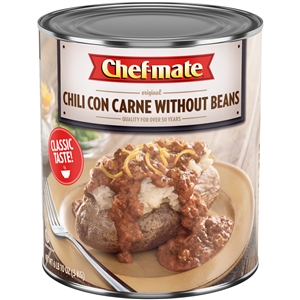 Nestle Chef Mate Original Chili Carne Without Bean - 106 Oz.