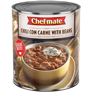 Nestle Chef Mate Original Chili Carne With Beans - 107 Oz.