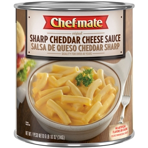 Nestle Chef Mate Sharp Cheddar Sauce - 96 Oz.