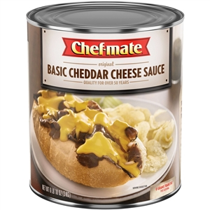 Nestle Chef Mate Basic Cheddar Sauce - 96 Oz.