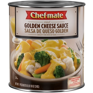 Nestle Chef Mate Golden Cheese Sauce - 96 Oz.