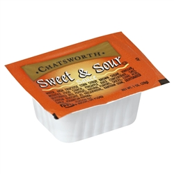 Portion Pac Chatsworth Sweet and Sour Sauce - 1 Oz.