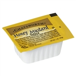 Portion Pac Chatsworth Honey Mustard Sauce Cups - 1 Oz.