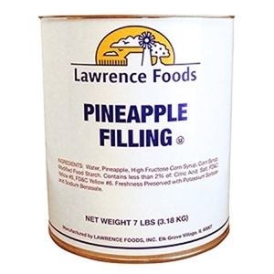 Pineapple Filling - 7 Lb.