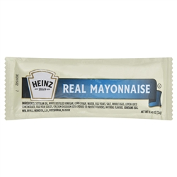 Heinz Mayonnaise Single Serve 12 Grm.