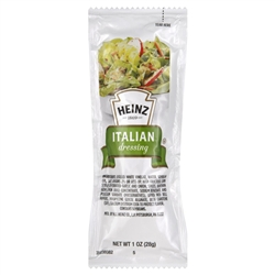 Heinz Italian Single Serve Dressing - 1 Oz.