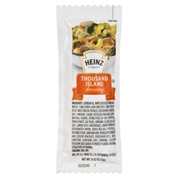 Heinz Thousand Island Single Serve Dressing - 12 Grm.