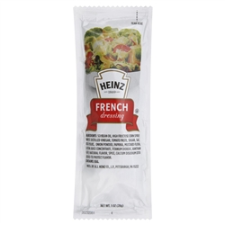 Heinz French Single Serve Dressing - 1 Oz.