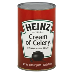 Heinz Celery Of Soup Cream - 50.75 Oz.