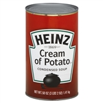 Heinz Cream Of Potato Soup - 50 Oz.