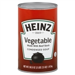 Heinz Vegetable With Beef Stock Soup - 51.5 Oz.