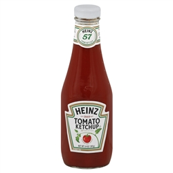 Heinz Ketchup Bottle - 14 Oz.