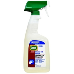 Procter and Gamble Comet Cleaner With Bleach - 32 Oz.